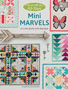 Mini Marvels - Moda All-Stars Book