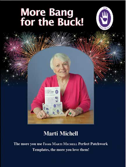 More Bang for the Buck by Marti Michell