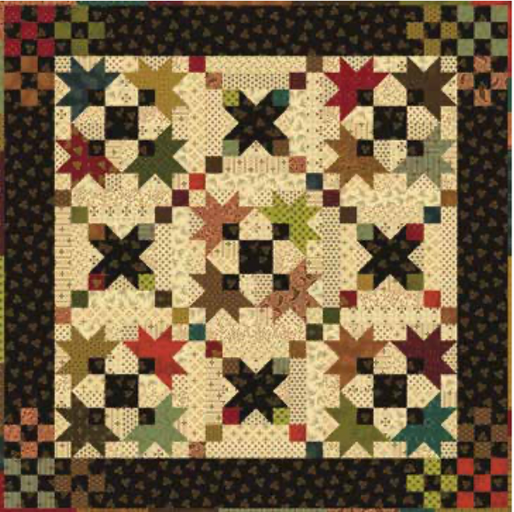Pleased as Punch Quilt Kit #202000011