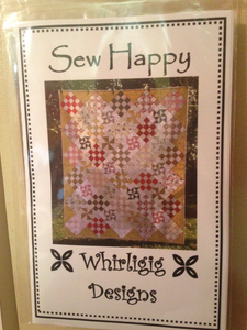 Sew Happy Pattern