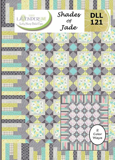Shades of Jade Quilt Kit