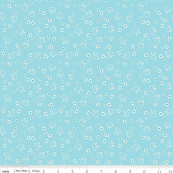WB6423 Aqua Bee Backings and Borders
