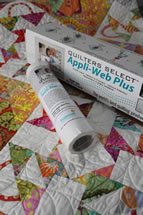 Quilters Select Appli-Web Plus 10 in. x 10 yds