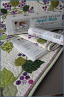 "Quilters Select Appli Web 10"" x 10 yards"