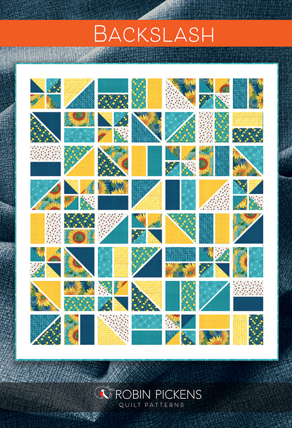 Backslash Quilt Kit