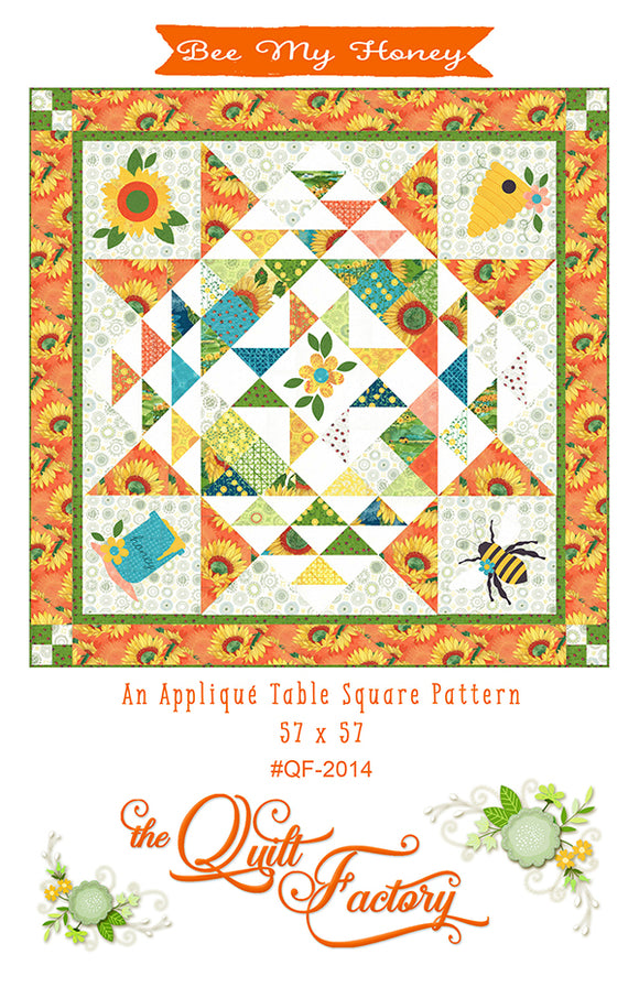 Bee My Honey Quilt Kit