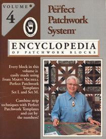 Volume 4 Encyclopedia of Patchwork Blocks