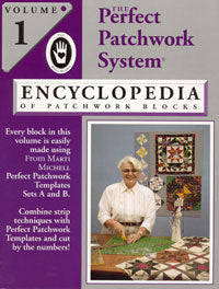 Volume 1 - Encyclopedia of Patchwork Blocks