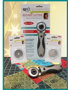Quilters Select Rotary Cutter