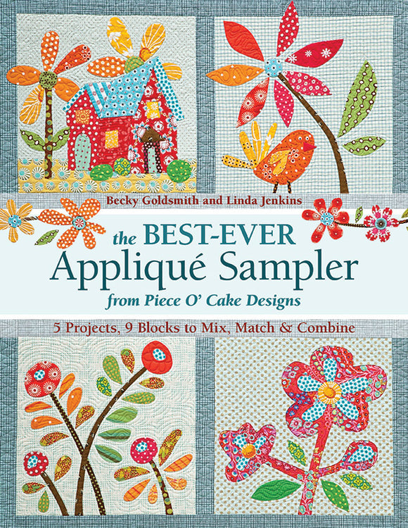 Applique Sampler Book