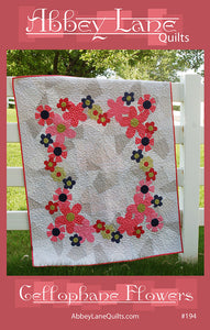 Abbey Lane Quilts Cellophane Flowers ALQ 194