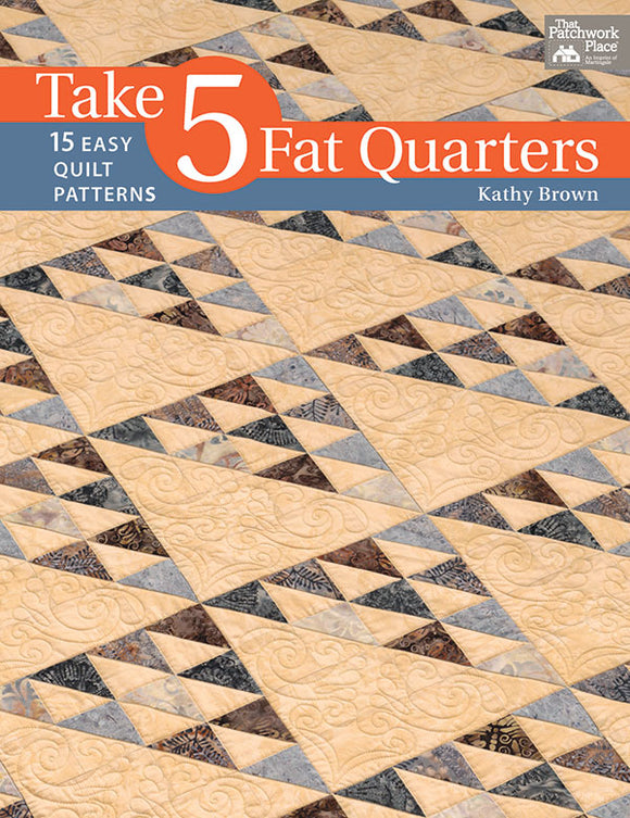Take Five Fat Quarters