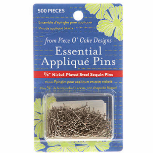 Essential Applique Pins