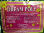 Quilters Dream Poly Black Queen