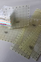 "Quilters Select 8"" x 8"" Ruler"