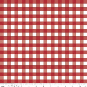 WC460 Red Gingham Girls