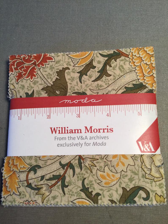William Morris Charm Pack