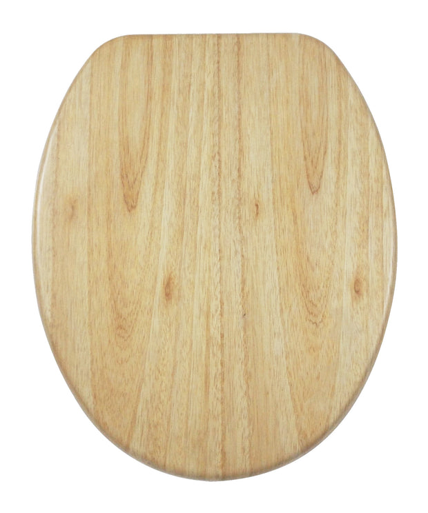 Oakwood Toilet Seat
