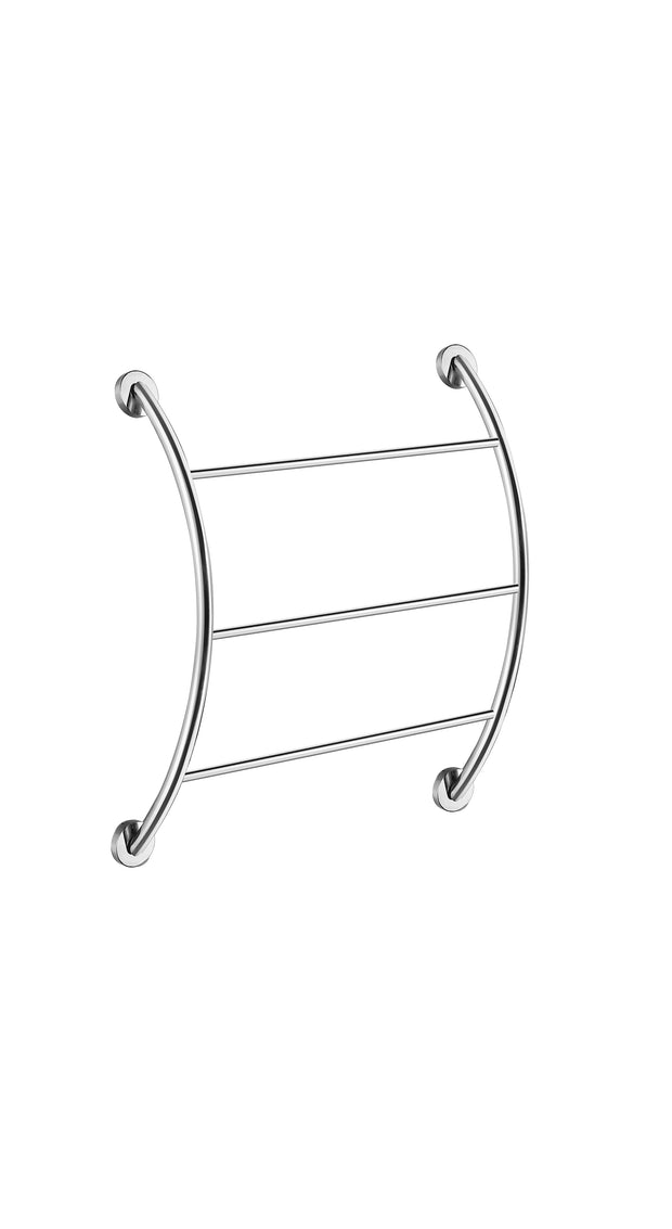 D Shape Towel Rail