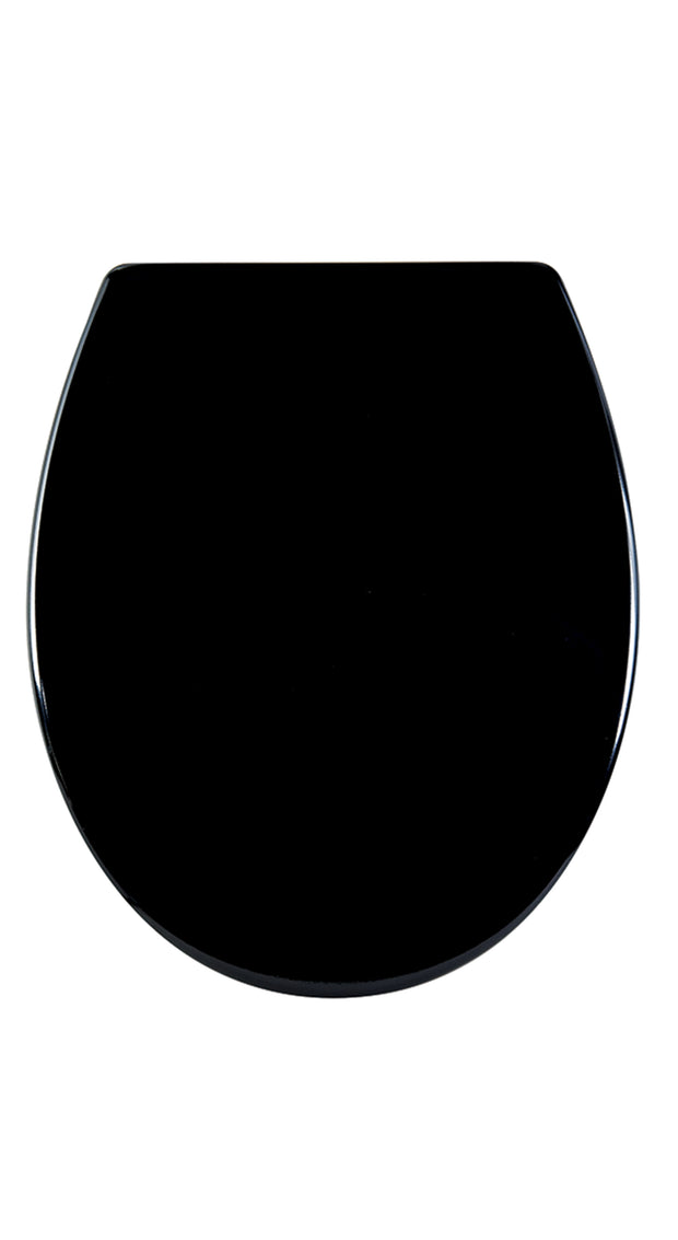 Duroplast Toilet Seat Black or White