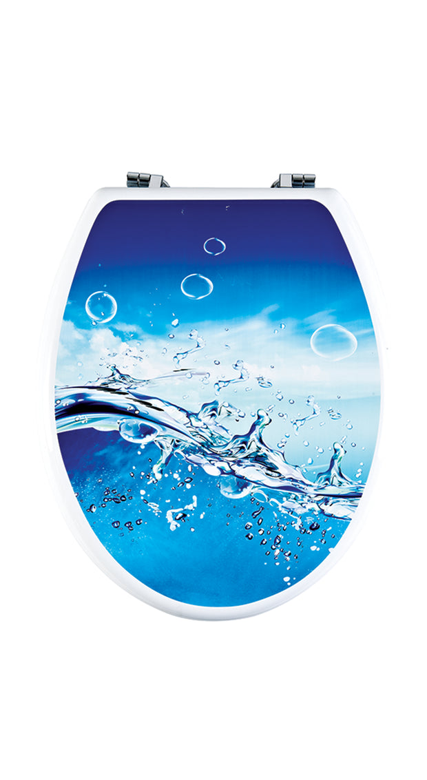 Splash Toilet Seat