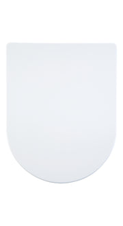 Thermoplastic D Shape Toilet Seat