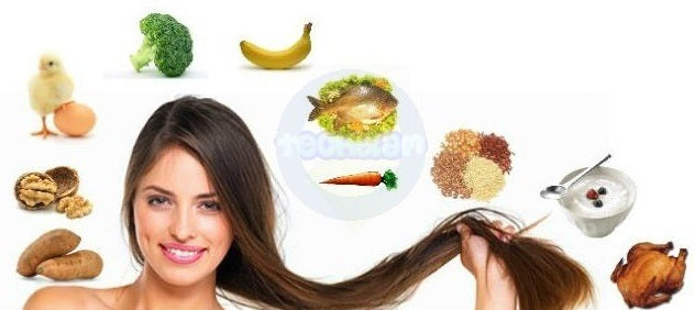 What to Eat for Healthier & Longer Hair!
