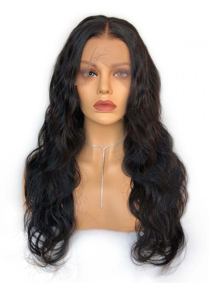 Brazilian Body Wave Glueless Lace Wig