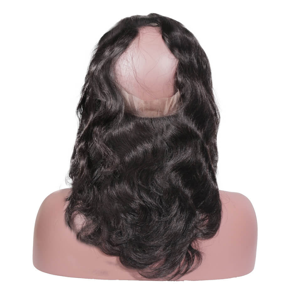 360 Brazilian Body Wave Frontal