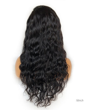 Brazilian Loose Wave Glueless Lace Wig