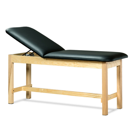 1010-27 Classic Series Treatment Table with H-Brace