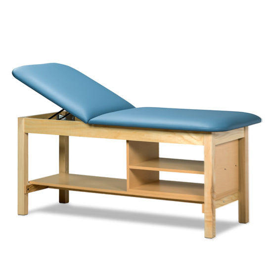 1030-30 Classic Series Treatment Table with Shelving