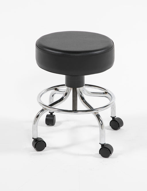4-Leg Adjustable Exam Stool-Blickman