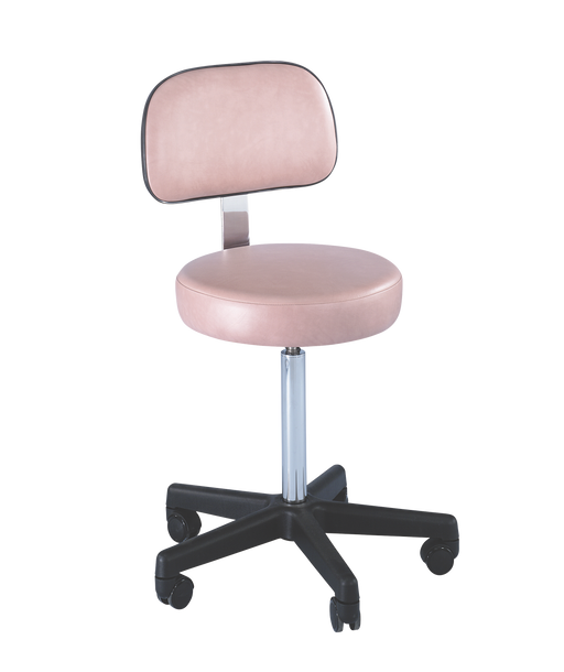 5-Leg Adjustable Exam Stool-Blickman
