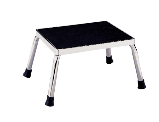 Chrome Foot Stool-Blickman