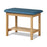 1702-30 Taping Table with Shelf