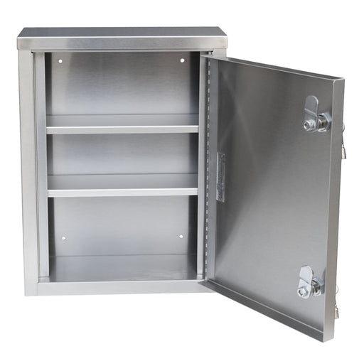 "Single Door Narcotic Cabinet (15""H X11""W X4""D) - Didage"