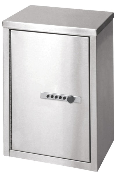 "Double Door Narcotic Cabinet With Keyless Combo Lock (15""H X 11""W X 8""D)-Omnimed"
