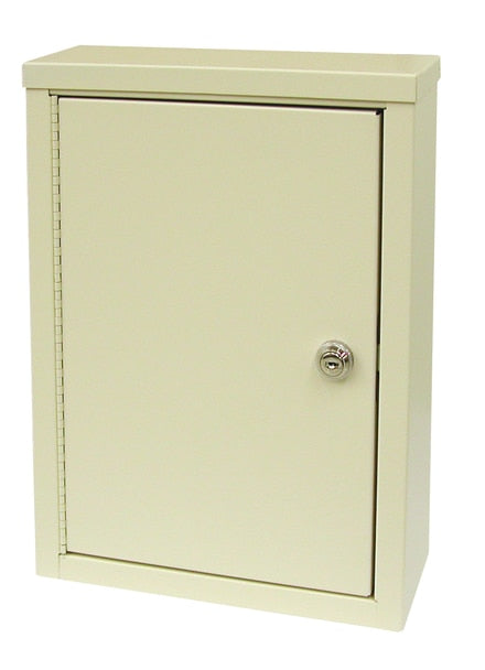 "Economy Double Door Narcotic Cabinet (15""H X 11""W X 8""D)-Omnimed"