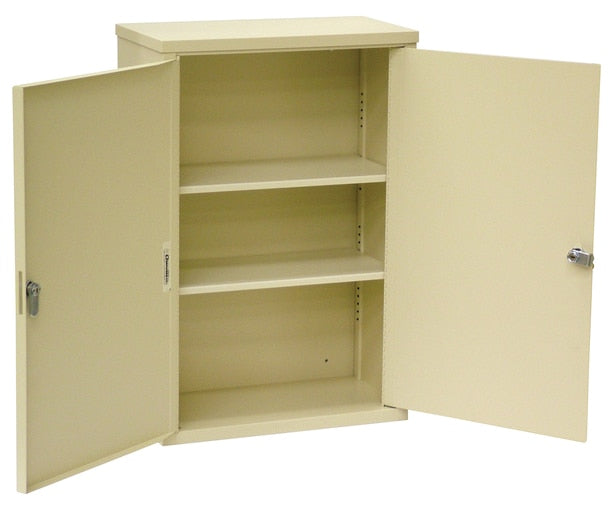 "Economy Double Door Narcotic Cabinet (15""H X 11""W X 4""D)-Omnimed"