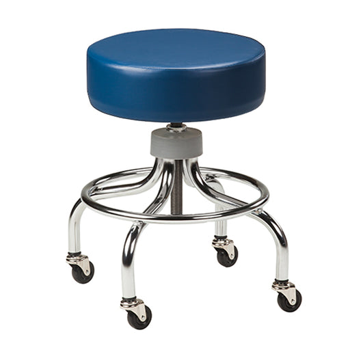 2102 Chrome Base Stool