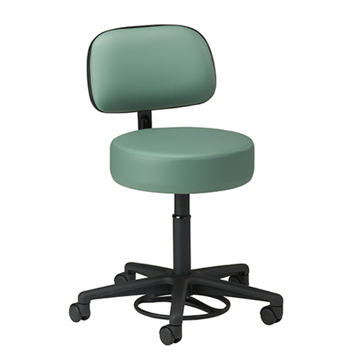 2145-21 Hands-Free Stool with Backrest
