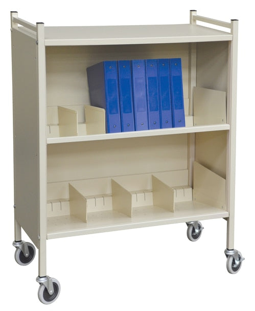 Versa Cabinet Style Chart Racks (Moveable Shelf Dividers)