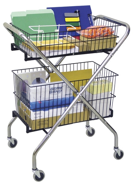 Custom Built Utility Cart (264620)-Omnimed