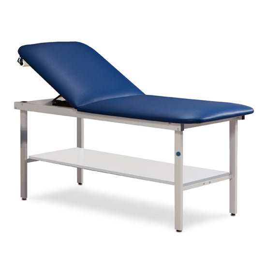 3020-27 Alpha Series Treatment Table with Shelf