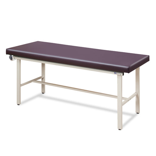 3100-27 Flat Top Alpha-S Series Straight Line Treatment Table
