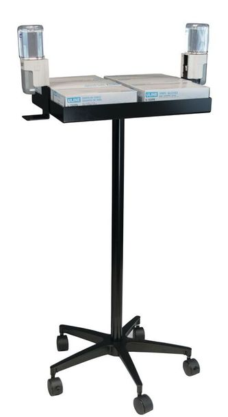 Mobile Infection Control Stand (350350) - Didage