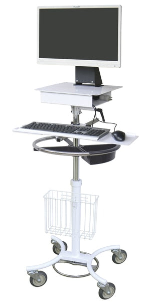 All-In-One Computer Stand (350760)-Omnimed