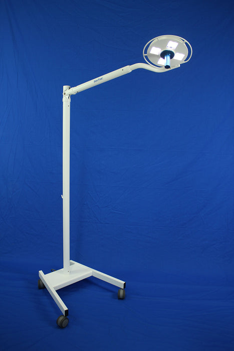Galaxy 4×4 Mobile Surgical Light-StarTrol