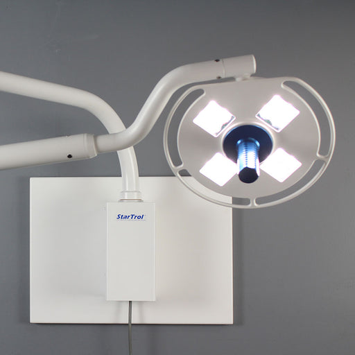 Galaxy 4×4 Mount Style_ Mount Style_ Wall Mounted Surgical Light-StarTrol